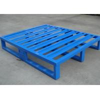 Quality Reinforced Rackable Material Handling Pallets With Spraying Static Power for sale