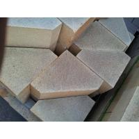 Quality Glass Furnace Large Fire Clay Brick Refractories Corrosion Resistant for sale
