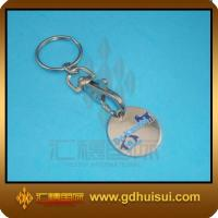 Quality zinc alloy euro trolley coin for sale
