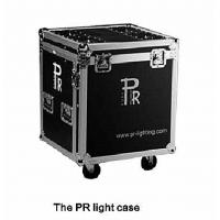 Quality Quakeproof Durable PR Light Case Portable Flight Case With Wheels for sale