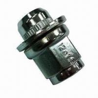 Quality Lug for car alloy wheel of washer nut, with 12x1.5mm thread for sale