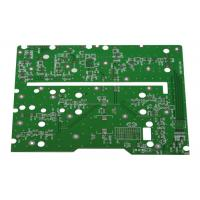 Quality Vias Plug Filled Rigid PCB Circuit Board Fabrication Prototype Service for sale