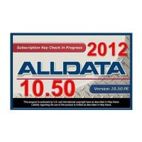 Quality Latest Alldata Version 10.50 Car Diagnostic Software  for sale