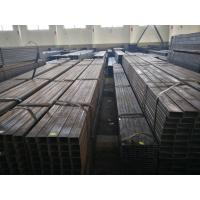 Buy cheap ERW Welded Square / Round / Rectangular Low Carbon Steel Pipe for Construction Q195~Q235 from wholesalers