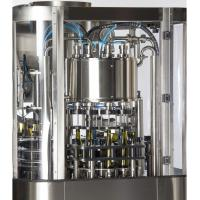 Quality Glass Bottle Beer Filling Machine 3 In 1 Mono-Block With Rotary Rinser for sale