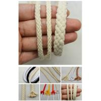 China Good quality Cotton webbing for bags cotton webbing garment accessories for sale
