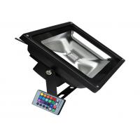 Quality Cool White Outdoor LED Flood Light High Lumens 50w Waterproof for sale