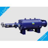 Ballast Water Automatic Self Cleaning Filter 1.0MPa With Sunction Nozzle