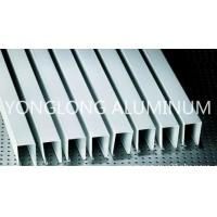 Quality Anodized Aluminium Kitchen Profile High Hardness T52 , T6 Annealing Treatment for sale