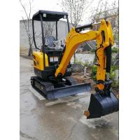 China best price for hydraulic joystick pilot operating kubota type excavator digger for sale for sale