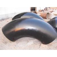Quality ASTM A234 WPB 45Deg 90Ddeg 180deg elbow for sale