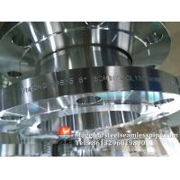 Quality Stainless Steel Flange ASTM A182 F304 F316L F51 F53 F55 FF RF RTJ SERIES A SERIES B CLASS150#~2500# for sale
