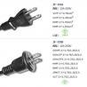 Japan Standards PSE Approval Power cords - Japan PSE JET Power cords for sale