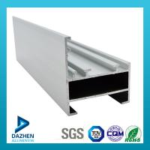 Quality Ethiopia Africa customized 6063 aluminum extrusion profile for window door industrial profile for sale