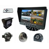 """Quality Complete Truck System Rear View System With One 7"""" 4 Channel Monitor and Cable for sale"""