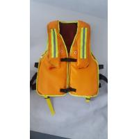 Quality Customized Emulsified Foam Marine Life Saving Equipment Safety Inflatable Life Jackets for sale