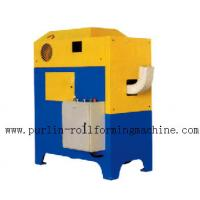 Quality Electric Mobile Elbow Machine / Hydraulic Rainspout Forming Machine for sale
