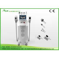 Quality CE / FDA approved safety latest professional 12 inch screen cool tech fat freezing slimming cryolipolysie machine for sale