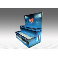 Buy Child Toys Cardboard Counter Display with 2 -tier Popular Design for Sales at wholesale prices