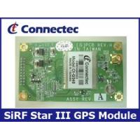 China SiRF Star III low power single  GPS chipset GPS Module GPS OEM Ct-G340 on sale