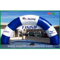 Quality Amazing Outdoor Advertising Inflatable Arch With CE Certificate for sale