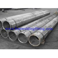 Quality Alloy 28, Sanicro® 28 Nickel Alloy Pipe  ASTM A312 UNS N08028 for sale