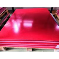 Quality Durable Switch Cabinet GPO3 Fiberglass Sheet With Excellent Arc Resistance for sale