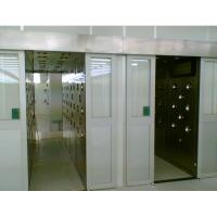Quality Intelligent Animal Lab / Semiconductor Clean Room Air Shower With Automatic Slide Door for sale
