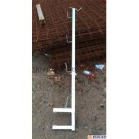 Quality Professional Slab Formwork Systems Galvanized Adjustable Guardrail Post 1.0m for sale