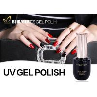 Quality Multi Colored UV LED Gel Nail Polish Personal Use High Tenacity No Smell for sale
