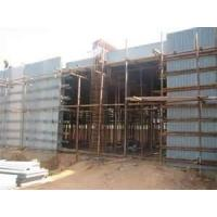 China construction metal formwork for concrete walls on sale