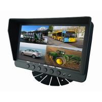 Quality 7 Inch 4 Channel Truck Rear View Monitor for sale