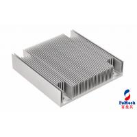 Buy cheap Custom Heat Sink Aluminum Profiles Anodized Surface For Medical Equipment from wholesalers