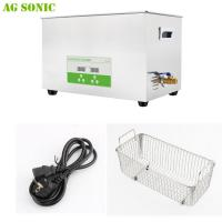 Quality Ultrasonic Cleaner For Small Parts and Lower Volumes Available with Rinsing and Drying Options for sale
