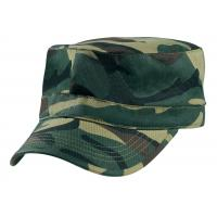 Quality Jungle Fitted Mens Army Style Caps , Casquette Camouflage Army Cap Hat For Hunting for sale