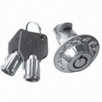 Quality Tubular Lock System with Zinc Alloy Housing and Cylinder for Motorcycles for sale