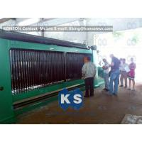 Quality Heavy Hexagonal Wire Netting Machine For Making Double Twist Gabion Boxes for sale