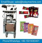 Quality Honey-Shampoo-Cream-Medical-Powder-sachet-packaging-machine-DXD-series for sale