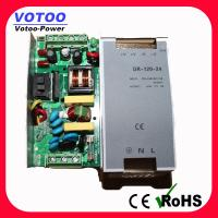 Quality 85-264VAC Input Power Supply Switching 24V 5A , DR-120-12 Power Supply for sale