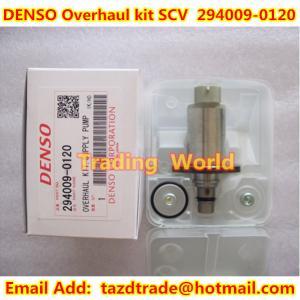 Quality DENSO original Suction Control Valve / SCV Valve ASSY 294009-0120 Overhaul kit, VALVE 066 for sale