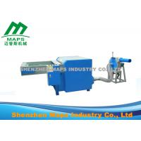 Quality High Efficiency Fabric Stuffing Pillow Making Machine With Flapping Work Table for sale