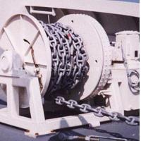 China Marine Hydraulic Wire Rope Winch for sale