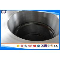 Machines Parts Hot Forging Stainless Steel 34CrMo4 / 1.7224 Grade Steel for sale
