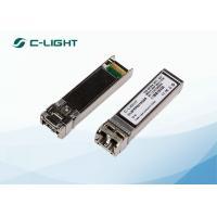 China 850nm 10G Ethernet JUNIPER Compatible SFP Transceiver Modules SFPP-10GE-USR for sale
