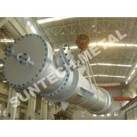 C-22 Nickel Alloy Double Tubesheet Heat Exchanger for Dioxide Titanium Processing