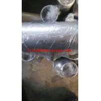 Quality TOBO STEEL Group ASTM A403 WP316L reducing tee for sale