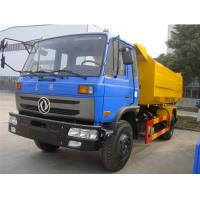 Quality dongfeng 4*2 12 cubic meters side loader garbage truck for sales for sale