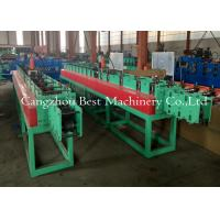 Quality Galvanized Metal Roller Shutter Door Roll Forming Machine For Light Garage for sale