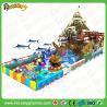 factory price pirate ship theme cheap Children Amusement Park Slide playground indoor equipment for sale