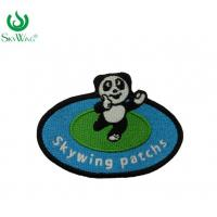 Quality Durable Kid Clothes Art Iron On Patches With Glow In The Dark Thread for sale